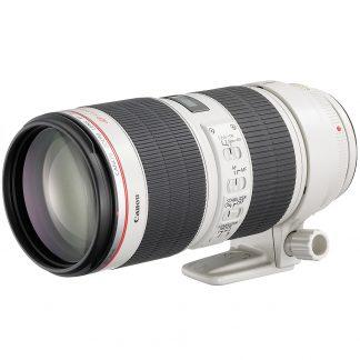 canon 70-200 2.8 lens hire