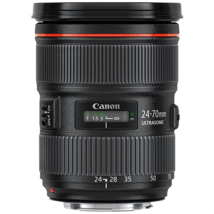 Rent the Canon EF 24-70mm f/2.8 L USM II Lens from brisbane camera hire today