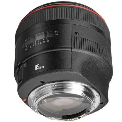 canon 85mm 1.2 L prime lens brisbane camera hire
