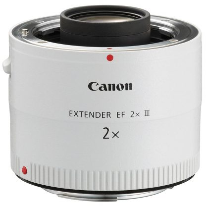 Canon Extender EF 2x III Teleconverter Hire 2