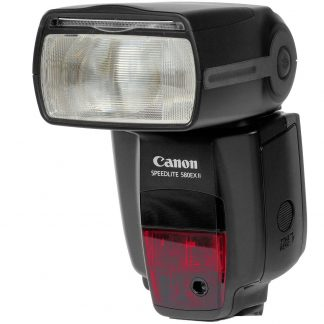 Canon 580 ex II speedlite flash hire