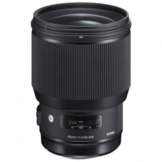 sigma 85mm art -f1-4-lens