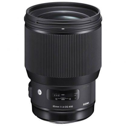 sigma 85mm art -f1-4-lens
