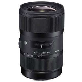 Sigma 18-35mm ƒ1.8-DC-HSM-Art-canon-Lens