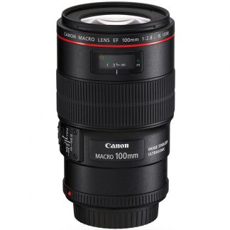 canon-ef-100mm-f-2-8l-macro-is-lensCanon EF Macro 100mm f/2.8 L Series IS Lens Brisebane camera hire