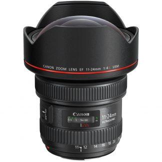 Canon EF 11-24mm f/4 L-Series USM Lens