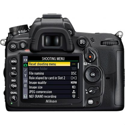 NIkon D7000 from Brisbane Camera Hire
