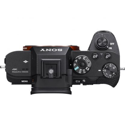 Sony A7SII Digital Camera Body Hire Top
