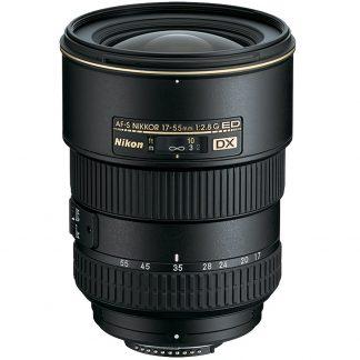 hire nikon 17-55 f2.8 lens brisbane camera hire