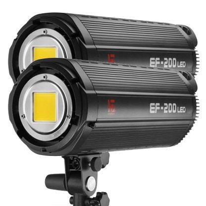 rent jinbei 200 w constant photio video light