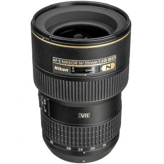 rent nikon 16-35 4 wide angle lens hire