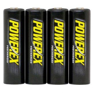 rechargable aa battery hire camera