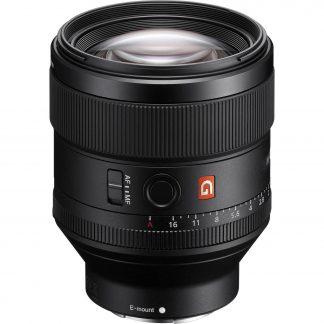 Sony FE 85mm f/1.8 G Master Prime Lens
