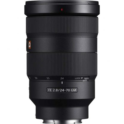 Sony FE 24-70mm f/2.8 G Master Lens