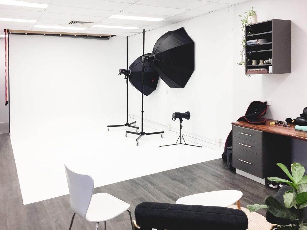 rental photography studio hire brisbane