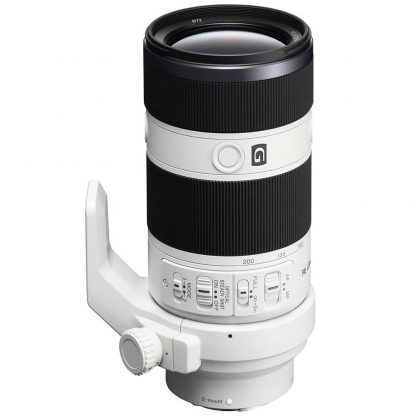 Sony 70-200mm f/4 G OSS Telephoto Lens Hire