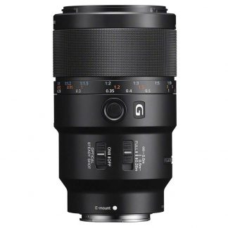 Sony 90mm Macro Lens OSS G - Brisbane Camera Hire