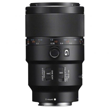 Sony 90mm Macro Lens OSS G - Brisbane Camera Hire